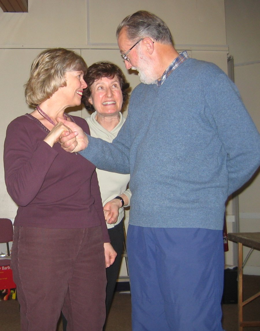 Drama Group at The Church at Carrs Lane - The Carrs Lane Players